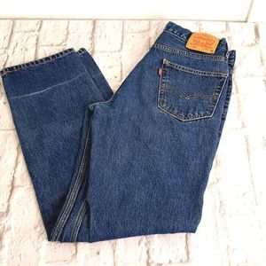 Levi's 550 Men's Relaxed Jeans 34x36